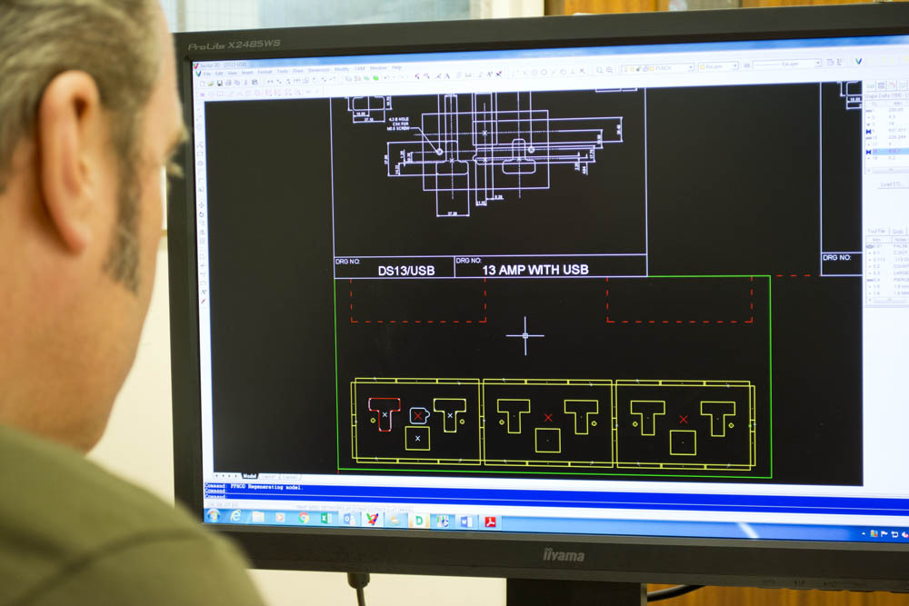 Cad Cam Services from GS Precision